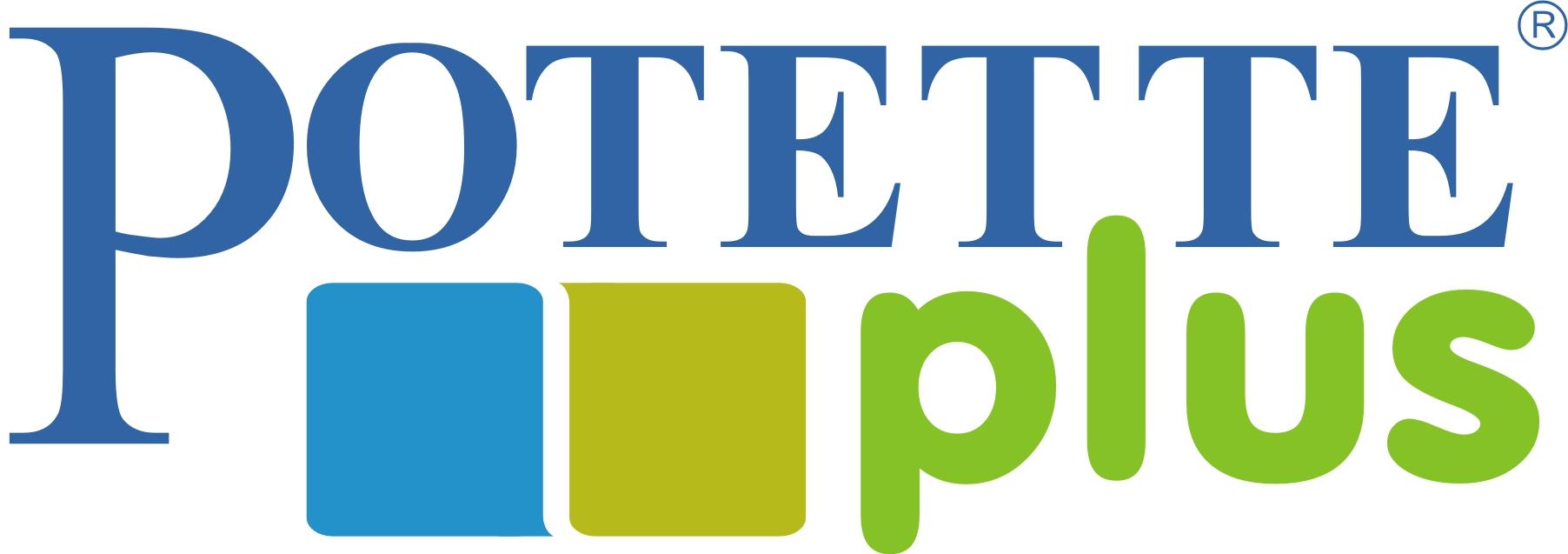 Potette Plus Logo