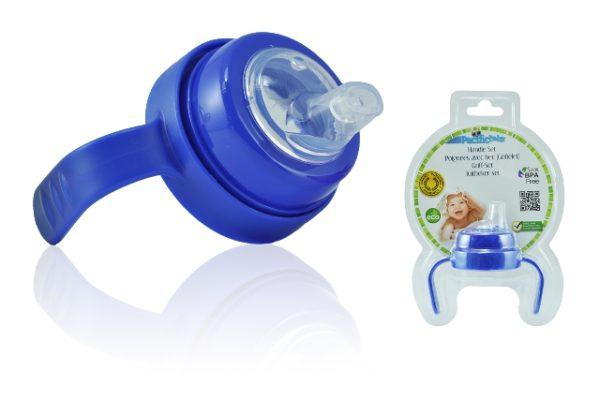 Pacific-baby Poignees-bec Souple-bleu