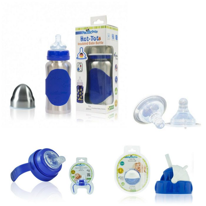 Pack Isotherme évolutif 0 - 5 Ans-bleu
