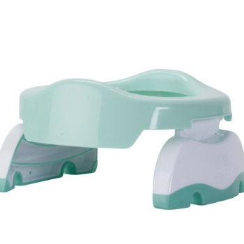 Pot Nomade Et Réducteur De Toilettes POTETTE PLUS – Vert Clair