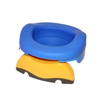 Pack 3 En 1 – BLEU – (pot + Recharge Réutilisable + 10 Recharges Jetables)