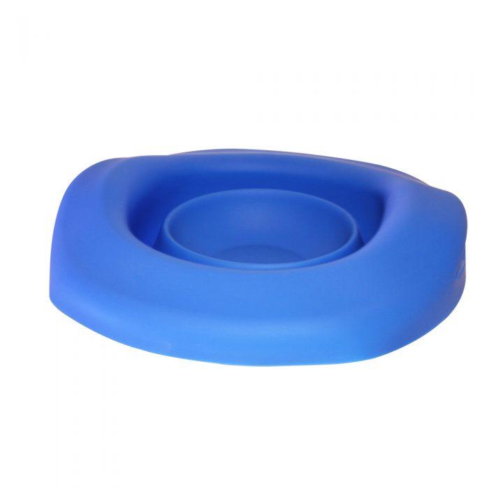 Pack-3-en-1-recharge-souple-réutilisable-bleue-pliée