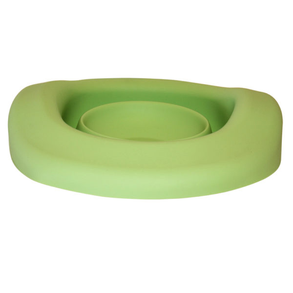 Pack-3-en-1-recharge-souple-réutilisable-verte-pliée