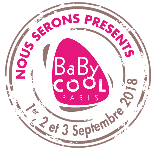Babireva exposant au salon baby cool 2018 babireva for Salon baby cool