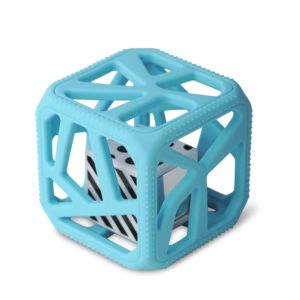 Hochet Cube De Dentition Facile à Agripper –  Bleu