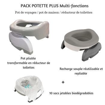 Potette-pot-gris-clair-pieds-blanc-avec-recharge-réutilisable