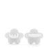 Couverts Ergonomiques Grabease Blanc 4