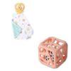 Pack Cadeaux Doudou Et Cube De Dentition SUCRE SALE