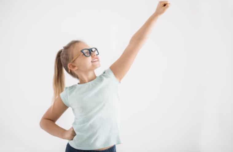 fille courageuse ambition enfant travail